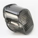 Smoke Laydown Taillight Lens w/No Tag Window - 2010-0779
