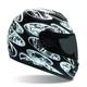 Black Arrow Shocker Helmet - Convertible To Snow