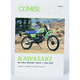 Kawasaki Repair Manual - M350-9