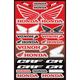 Honda Generic Graphic Kit - 10-68330