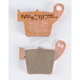 Long-life Sintered R-Series Brake Pads - FA346R