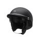 Matte Black Pit Boss Helmet