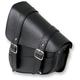 Triangulated Swingarm Saddlebag w/Chrome Buckles - 59776-00