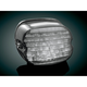 Low-Profile Panacea LED Taillight with Smoke Lens - 5426