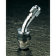 Chrome Angled Valve Stem - MC-945