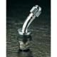 Chrome Angled Valve Stem - MC-945
