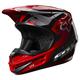 Red V1 Race Helmet