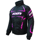 Womens Black/Fuchsia Velocity Jacket