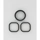 Manifold Seal Kit For 1671 Edelbrock - 27002-E1671