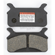 Carbon/Kevlar Brake Pads - 27-20