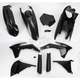 Black Full Replacement Plastic Kit - 2205270001