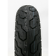Rear K555 170/80H-15 Wide White Sidewall Tire - 4019-98