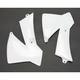 KTM Radiator Shrouds - KT03072-041