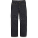 Black Insulated Denim Pants