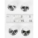 Headbolt Covers - 8106