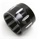 Contrast Cut Tech 10 Elite Exhaust End Cap For Bassani Short Megaphone (1/2 in. Internal Lip) - 02042018TEC-BM