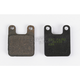 Front/Rear Sport Carbon X Brake Pads for Polini - FA352