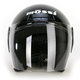 Black Raider Flip Shield Helmet