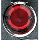 Chrome Flush Mount Taillight - HFFLFMTLC