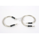 Clear Battery Cable Kit - 79-3010