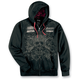 Black Rat Zip Hoody