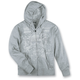 Gray Rat Zip Hoody