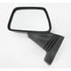 Black OEM-Style Replacement Rectangular Mirror - 20-87052