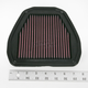 Factory-Style Washable/High Flow Air Filter - YA-4510