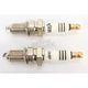 Cyclelite Platinum Spark Plug - Y2418P