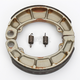Asbestos Free Sintered Metal Brake Shoes - DP9167