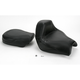 Two-Piece Vintage Sport Touring Seat - 75901