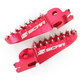 Red Evolution Racing Footpegs - S3515R
