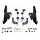 Night  Shades Black No-Tool Trigger-Lock Hardware Kits for Fats/Slim - MEB8966
