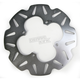 Rear Stainless CX Extreme Vee Brake Rotor - MD6316CX