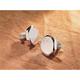 Chrome Slider Tube Caps - DS-222775