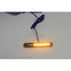Knight Riderz Amber Sequential LED Turn Signal Light Bar - LB05A