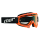 Fluorescent Orange Enemy Goggles - 2601-1735