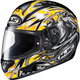 Black/Yellow CL-16 Slayer Helmet