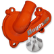 Orange Supercooler Water Pump Cover and Impeller Kit - WPK-44O