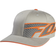 Gray Redcard Flex-Fit Hat