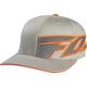 Gray Redcard Flex-Fit Hat