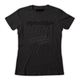 Womens Black Signature T-Shirt