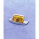 Front Fender Tip Light w/Amber Lens - DS-719933
