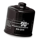 Performance Gold Oil Filter - KN-204