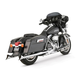 Fishtail II Slip-On Mufflers - 16775