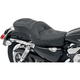 Pillow Style w/Memory Foam Low Profile Touring Seat - 0804-0261