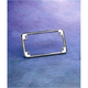 Chrome License Plate Frame - 0600