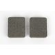 Imported Organic Brake Pads - 05-107