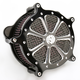 Platinum Cut Venturi Speed 7 Air Cleaner - 0206-2018-BMP