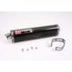 Tri-Oval Race (TRS) Bolt-On Muffler w/Glossy Carbon Fiber Muffler Sleeve - 1108462